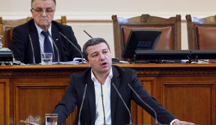 Драгомир Стойнев:Въгледобивът не се спасява от залите за пресконференции,а с бързи реакции пред ЕК