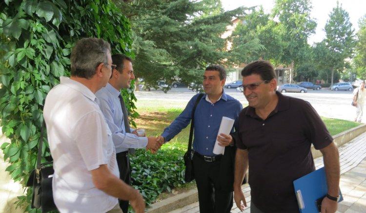 Николай Терзиев е кандидатът за кмет на социалистите в Казанлък