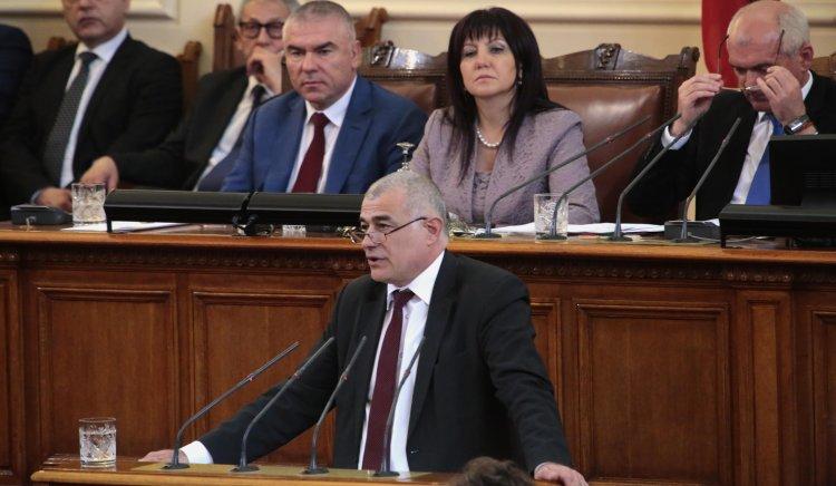 Георги Гьоков с приемна в Гълъбово и Гурково на 10 юли