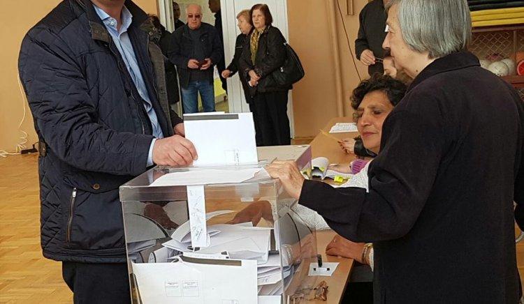 Драгомир Стойнев: Гласувах за силна държава, която помага на българските предприемачи