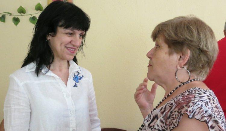 Донка Симеонова: Образованието и социалната политика са приоритет за нас
