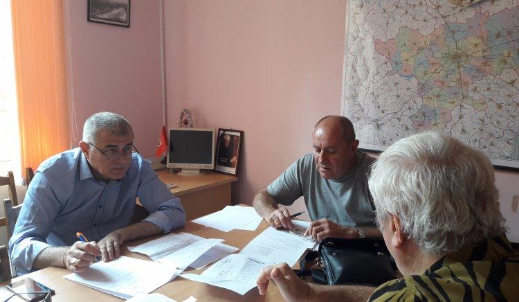 Старозагорци не искат да се продава българската земя
