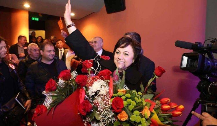 Корнелия Нинова в Стара Загора: Няма да допуснем чужди началници да ни определят съдбата