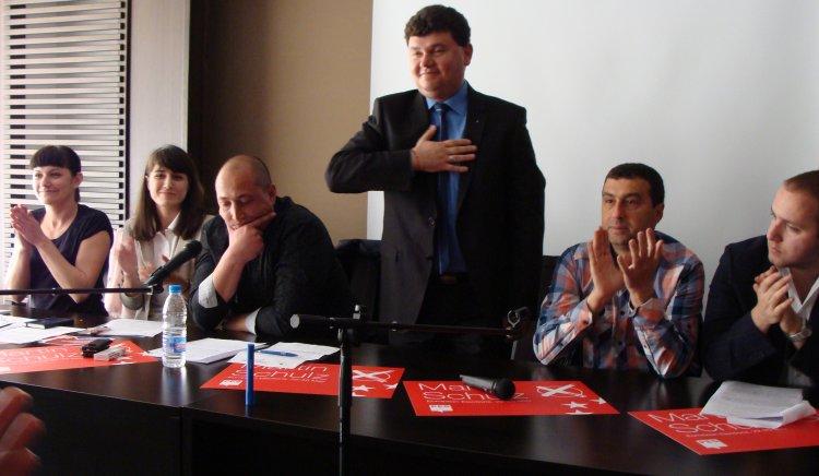 Младите старозагорски социалисти готови за предизборната битка
