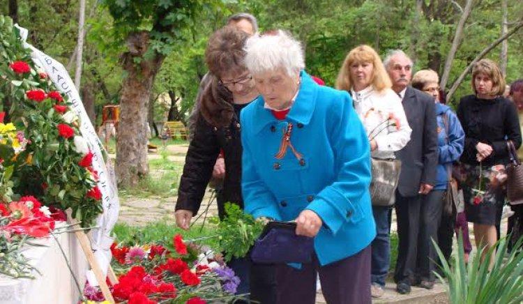 Старозагорските социалисти почетоха 9-ти май