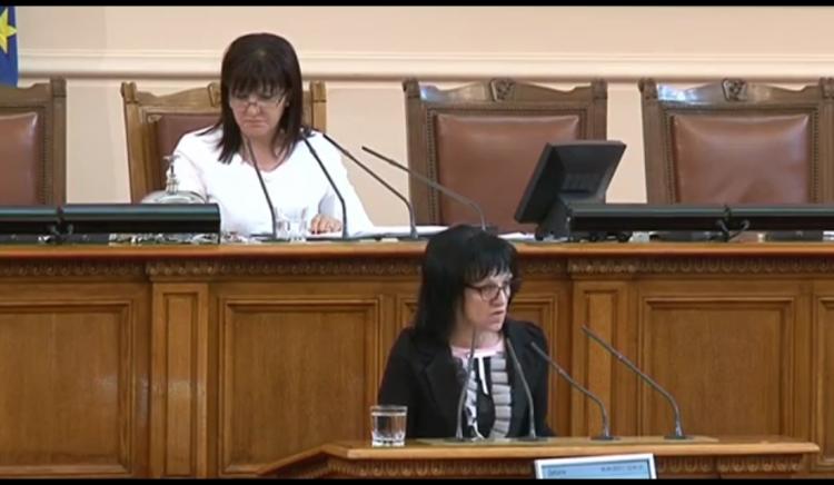 Донка Симеонова, БСП: Нужни са ясни правила за признаване на образованието от европейски училища