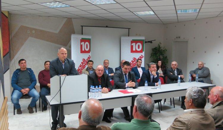 За обединение около опитите за външна намеса в изборите призова БСП