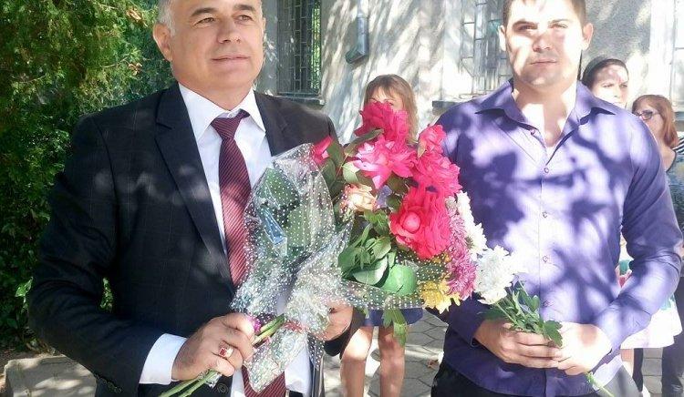 Георги Гьоков пред първокласници: Който учи, той ще сполучи!