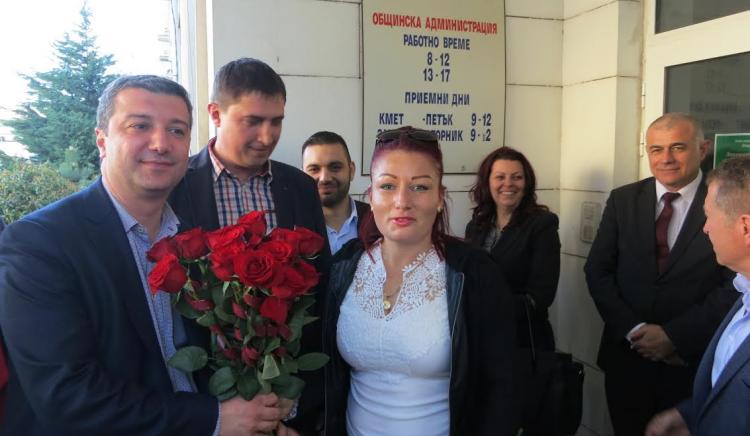 Драгомир Стойнев в Чирпан: Ще заложим на хубавата българска храна